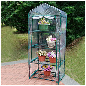 4-Tier Greenhouse